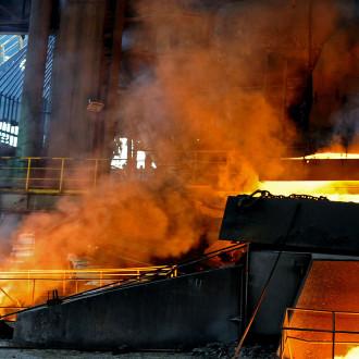 Китай установил новый рекорд по выплавке стали